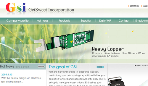 GetSweet Incorporation